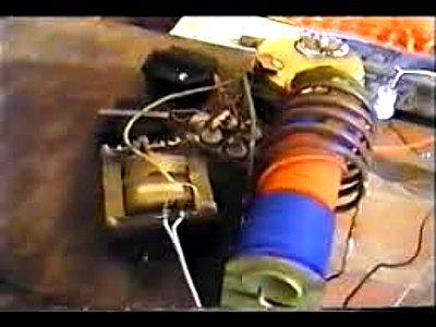 Бестопливный генератор Капанадзе