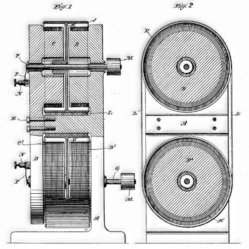 Униполярная машина Тесла