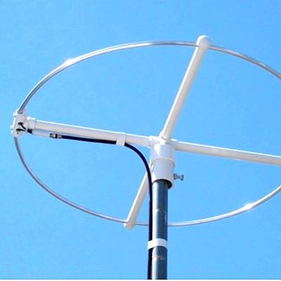 DIY Mercury antenna
