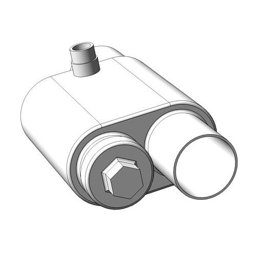 Угольный генератор водорода КАРБОН-3000