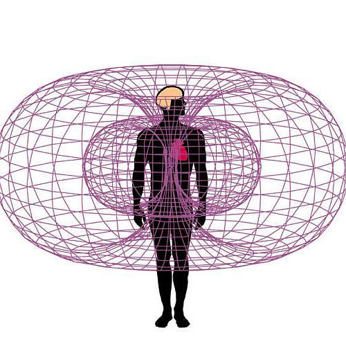 Генератор естественного магнитного поля