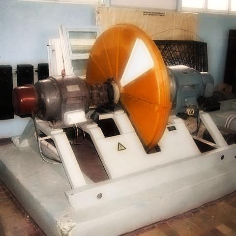 Двигатель-генератор свободной энергии Кэмпбелла