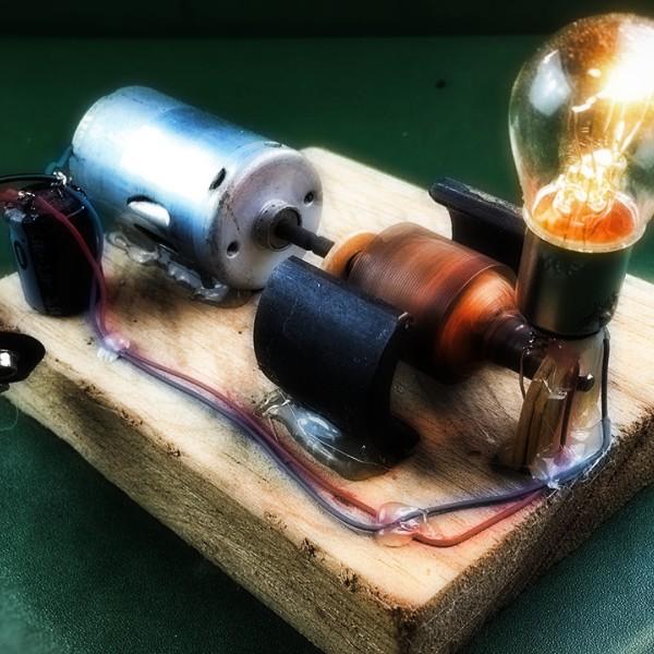 С чего начинается свободная энергия