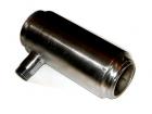 GEET-муффлер вместо катализатора