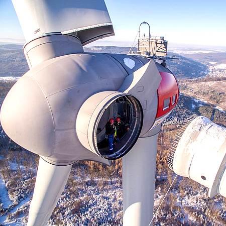 Alternative wind energy