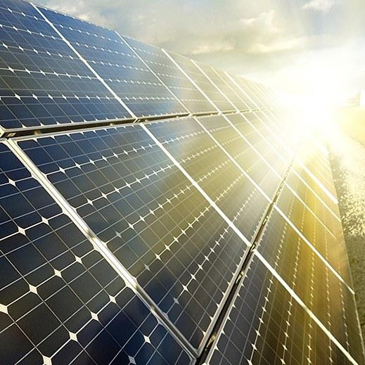 Alternative energy of the sun