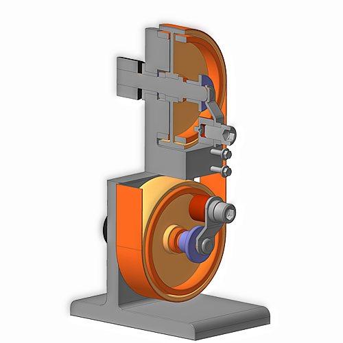 Униполярный двигатель-генератор Тесла