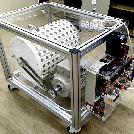 Магнитный двигатель-генератор (БТГ) Слободяна