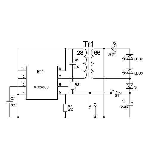 Практические схемы бестопливных генераторов