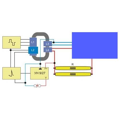 Бестопливный генератор IBG 50/500