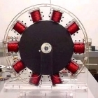 Free energy wheel of Bedini